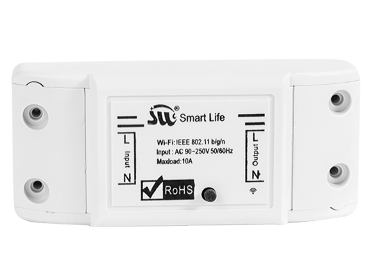Wi-Fi Intelligent on-off switch breaker